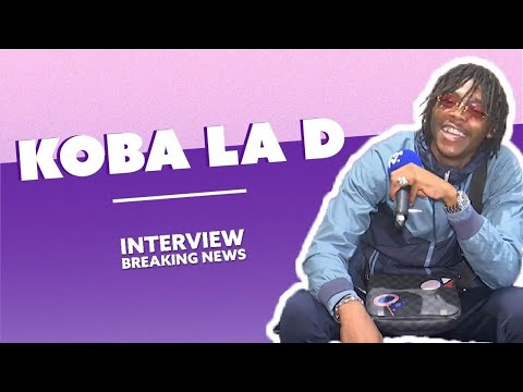 Koba laD l'interview Breaking News