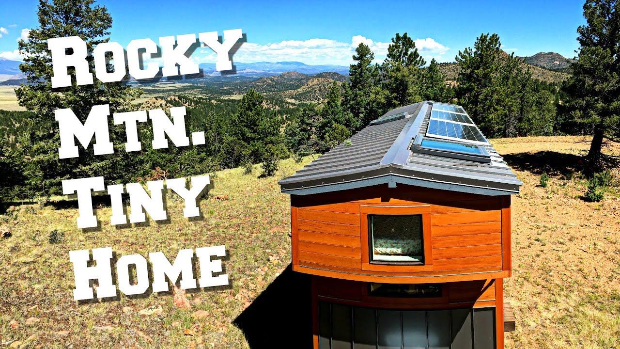 Rocky Mountain Tiny Home   Tour   Tiny Luxury S1E15