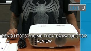 BenQ HT3050 Home Theater Projector Review!