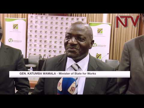 UNRA launches feasibility study for Jinja Express Highway