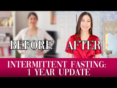 Intermittent Fasting One Year Update | My Surprising Results