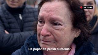 """Două proteste, două Românii și un strigăt de disperare: """"Ce popor de proști suntem!?"""" (CC: EN/RO)"""