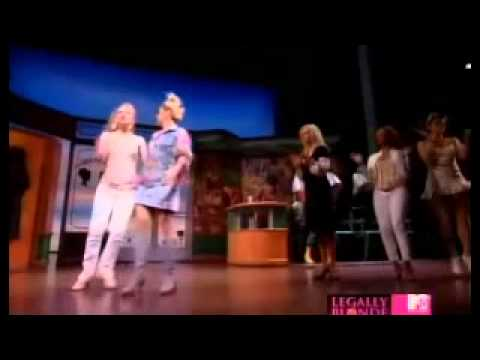 Legally Blonde the Musical Part 13 - Bend and Snap