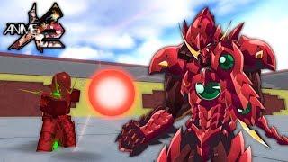 Hyoudou Issei in Anime Cross 2!   Roblox