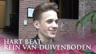 REIN VAN MAINSTREET - BEHIND THE SCENES - HART BEAT - LIVE FOR FASHION