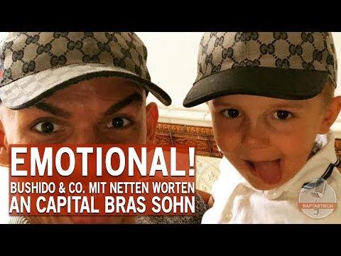 Bushido mit den schönsten Worten an Capital Bra und seinen Sohn!