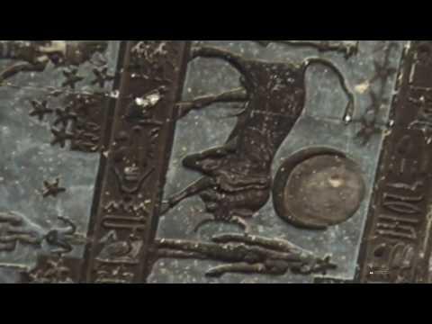 DENDARA OR HATHOR'S TEMPLE AT QUENA - EGYPT ( 1st. PART )