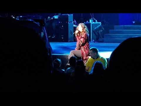 Idina Menzel talks about Rent, Toronto, July 14/2017