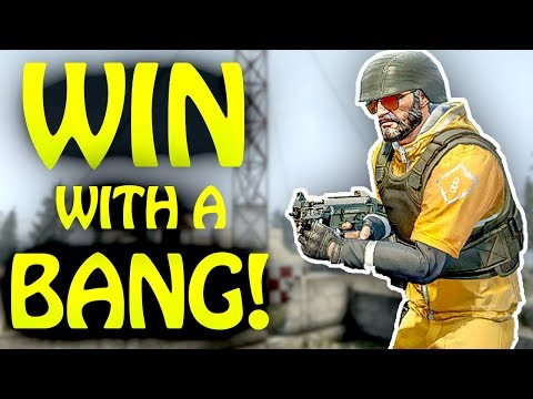 How To Win With A BANG! CSGO Danger Zone Battle Royale