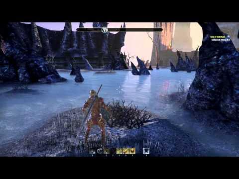 Elder Scrolls Online God of Schemes (Final Main Quest)
