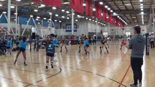 Lauren Hubbard C:O 2017 Volleyball Highlights