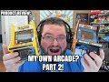My Arcade TINY arcade cabinets!  A REAL version of Pac-Man?