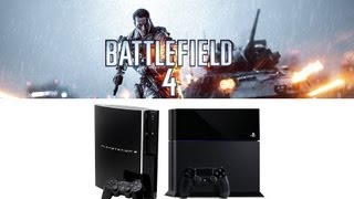 How to upgrade BF4 from PS3 to PS4 Gameplay/Commentary