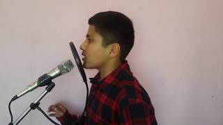 """Luis Fonsi, Demi Lovato - Echame La Culpa cover ( Spanish )by """"NEPALESE"""" boy Sandarv Aryal"""