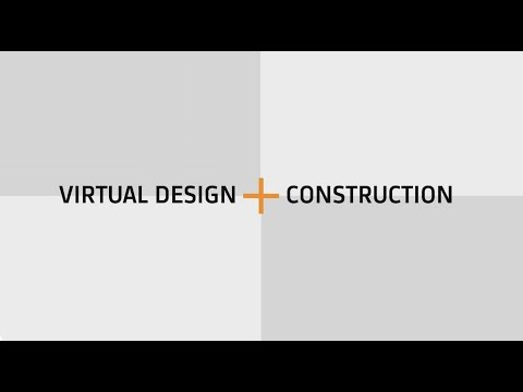 Virtual Design and Construction (VDC) overview