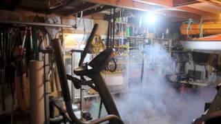 LADRA smoke test demonstration