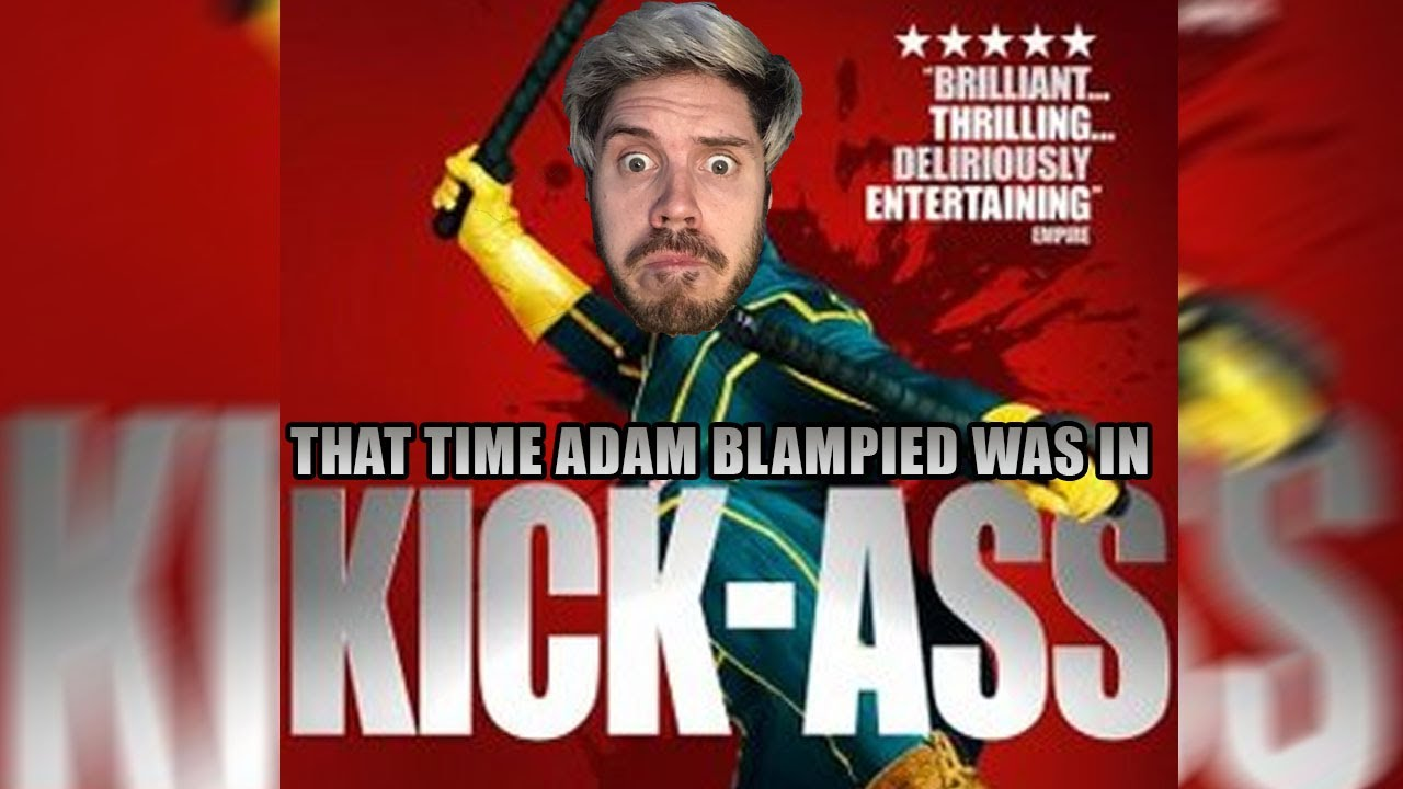 That Time Adam Blampied Was In Kick Ass (And Luke Owen Worked With Tom Hardy)