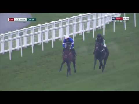 Cyrname Defeats Altior In A Thrilling Christy 1965 Chase At Ascot!