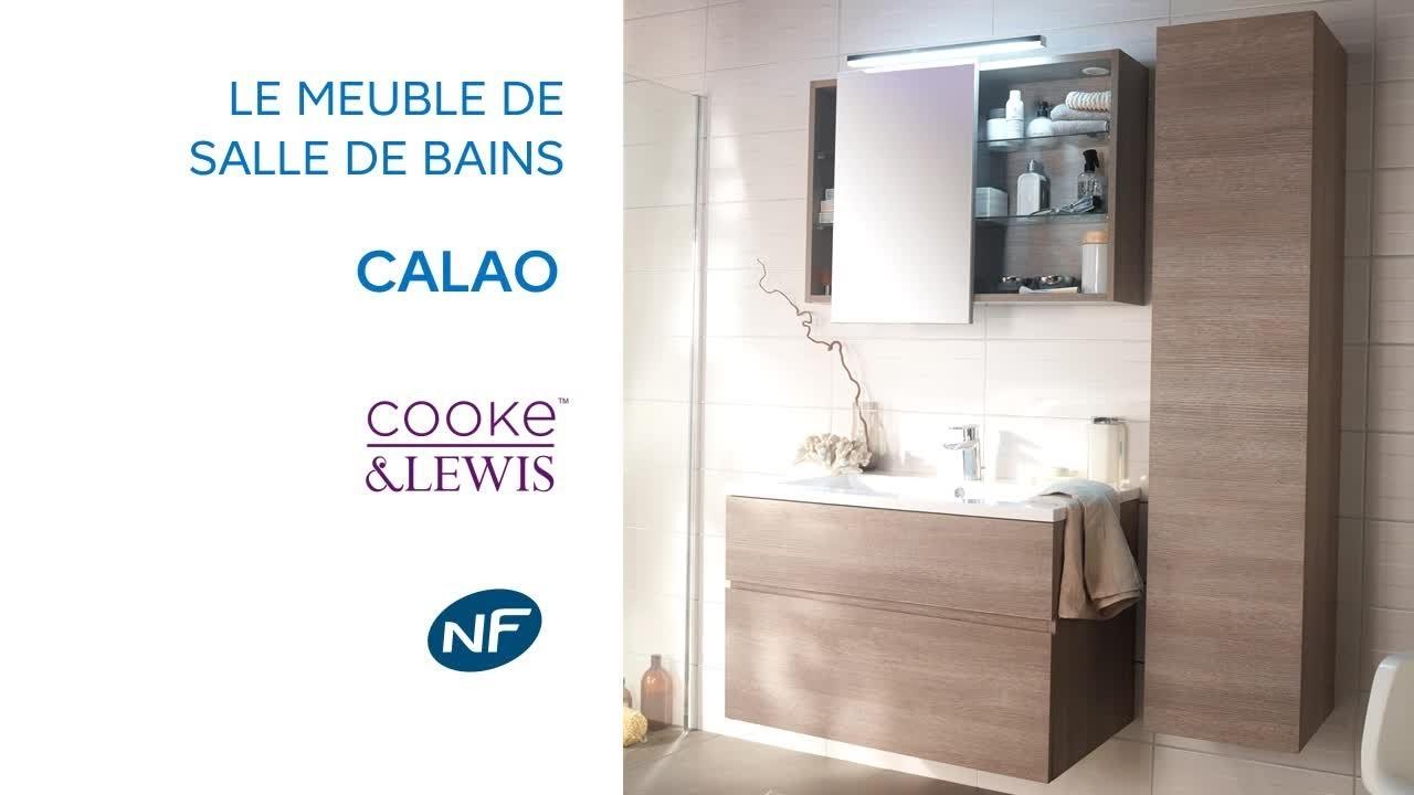 Meuble De Salle De Bains Calao Cooke Lewis Castorama Youtube