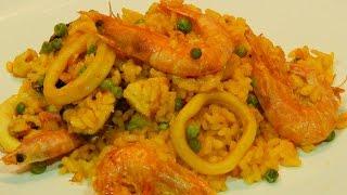Cómo hacer arroz de marisco al horno en menos de 30 minutos