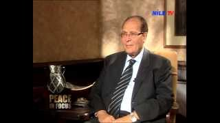 "ETHIOPIA'S RENAISSANCE DAM: ETHIOPIA & EGYPT ON ""PEACE IN FOCUS"" WITH MONA SEWILAM, EGYPTIAN TV"