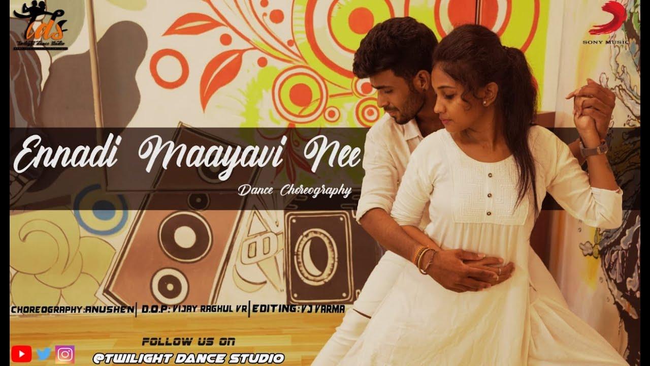 Ennadi Maayavi Nee-Dance Cover   Dhanush   Sid Sriram   Twilight Dance Studio   Choreography-Anushen