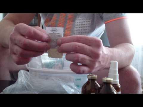 Видео: Подписчики,аптечка и осмотр маточника голыми руками.