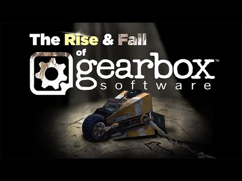 Rise And Downfall Of Gearbox Studios   CryMor