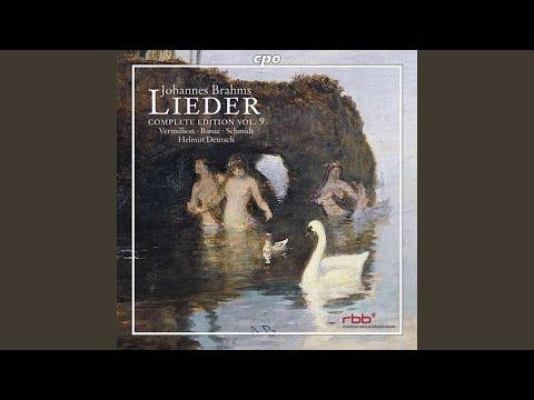 11 Zigeunerlieder (Gypsy-Songs) , Op. 103: No. 5. Brauner Bursche fuhrt zum Tanze