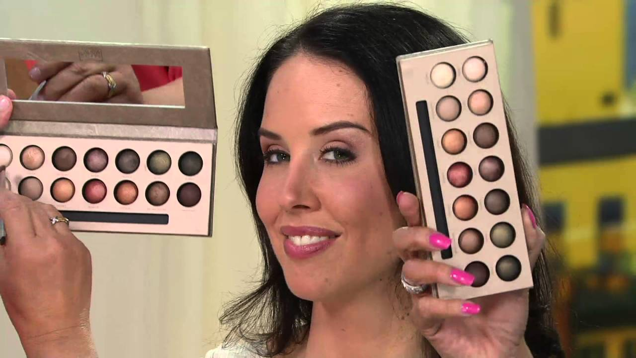 Laura Geller The Delectables 14 Well Baked Eye Shadow Palette On Qvc