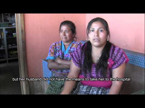 Community Health Promoters Make an Impact in Rural Guatemala