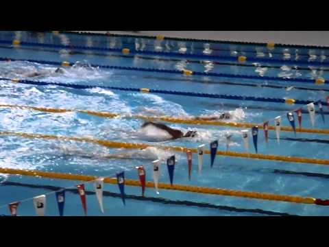 200M Backstroke Women -- All Africa Games 2011