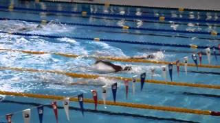 200M Backstroke Women -- All Africa Games 2011