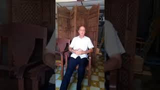 César Bateman Campo,  archivista auxiliar Diócesis de Santa Marta