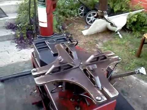 coats rim clamp tire machines