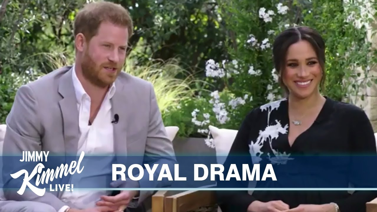Meghan Markle & Prince Harry's Oprah Interview To Re-Air Friday ...