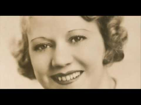 REMEMBER ME - Elsie Carlisle with dance orchestra 1937