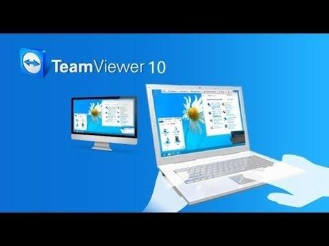 Hướng Dẫn Cài Đặt TeamViewer 10 (Crack hoặc Full License)