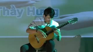 Liên khúc guitar - Thầy Hưng