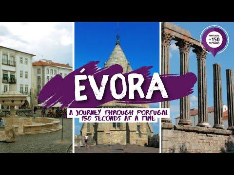 Portugal in 150 Seconds: Cities & Villages - Évora (2016)