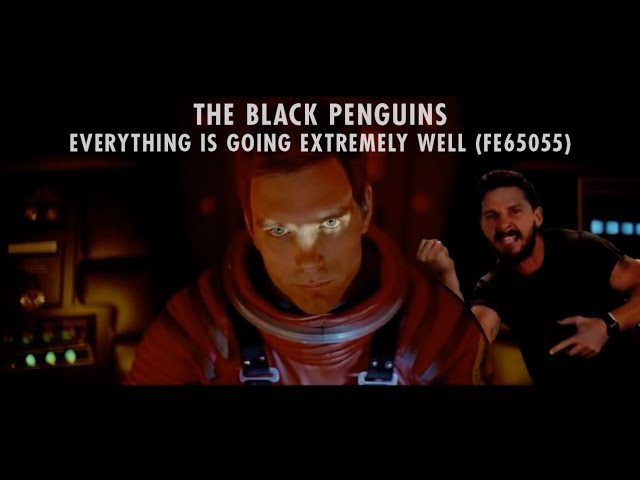 Everything Is Going Extremely Well (FE65055) - The Black Penguins