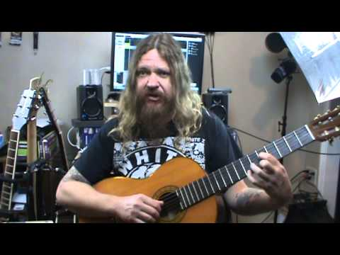 Learn How to Play the Intro For Silent Lucidity  Queensrÿche  Easy Acoustic Guitar Lesson
