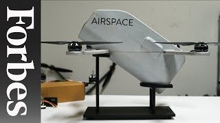 This Company Is Designing Drones To Knock Out Other Drones | Forbes