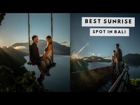 BEST SUNRISE in Bali | Forget Seminyak and Kuta, Head North!