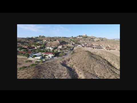 Droning On Over Boulder City NV