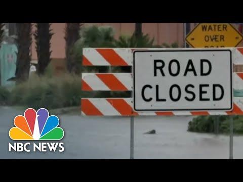 Slow-Moving Hurricane Sally Heads Toward Gulf Coast | NBC Nightly News