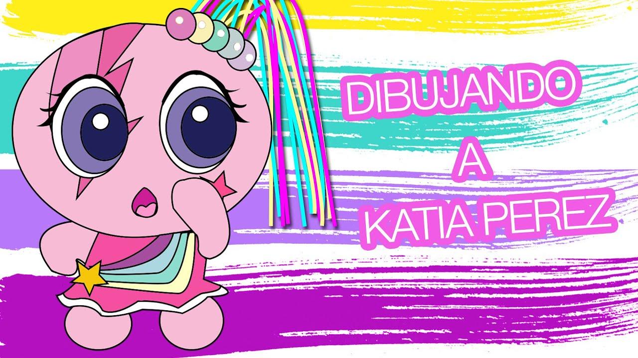 Neonato Distroller, Aprende A Dibujar A Katia Pérez, How
