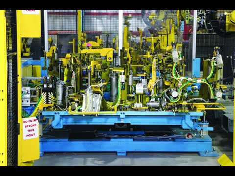 Robot Machining with TurnTable - Setup