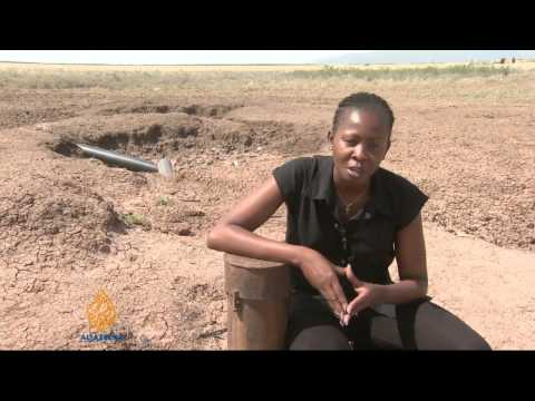 Water found deep underground in Kenya