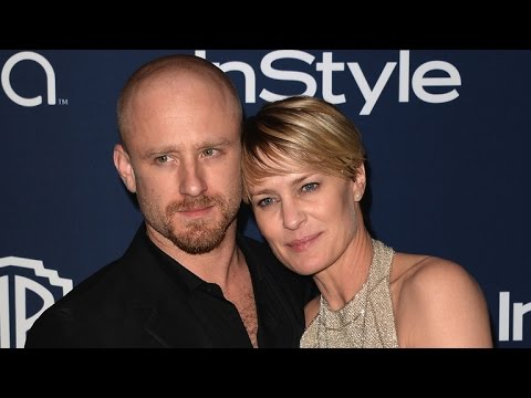 Robin Wright And Ben Foster Call Off Their 10 Month Engagement